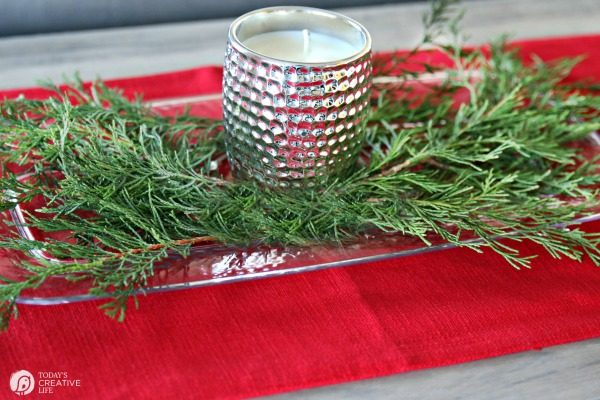 Simple Gift Ideas | Easy Centerpiece Gift Idea |TodaysCreativeLife.com