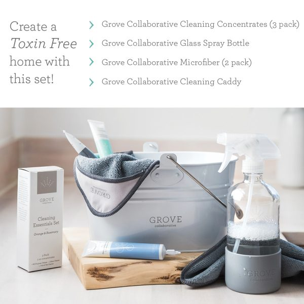 Free Cleaning Bundle