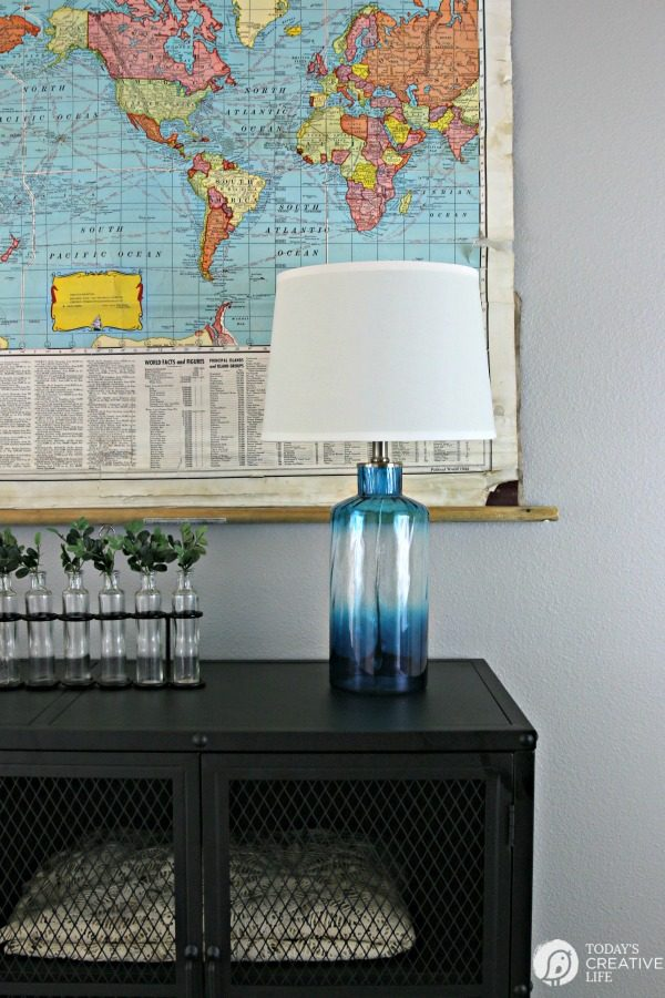 Stylish Storage Solutions   Industrial Metal Storage Cabinet for your Home   TodaysCreativeLife.com