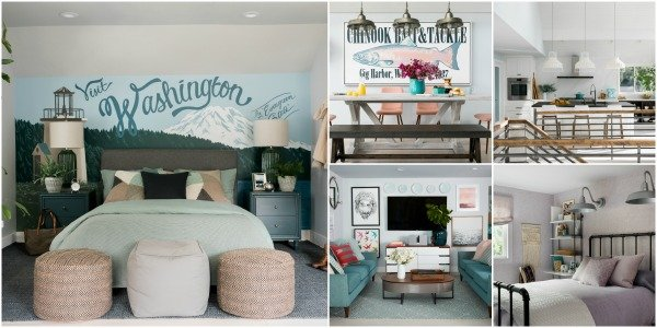 HGTV Dream Home Before & After