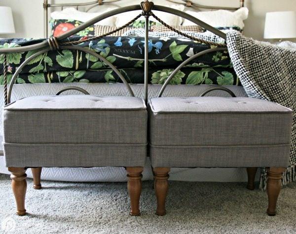 Master Bedroom Decor | TodaysCreativeLife.com