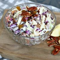 Fruit Cabbage Salad Recipe