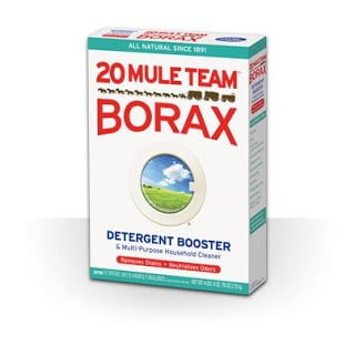 Handy Household Uses for Borax