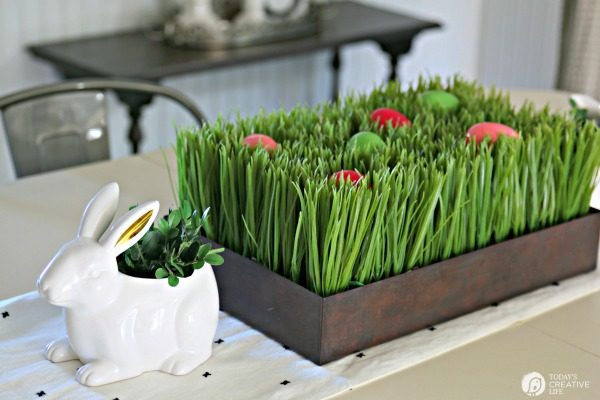 Easy Easter Table Decorations Today S Creative Life