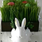 Easy Easter Table Decorations
