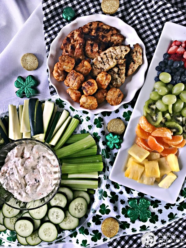 Easy to Make Party Food Ideas