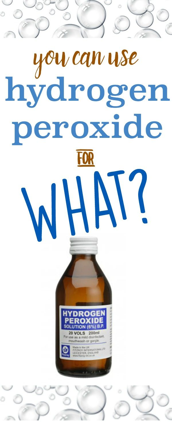 7 Awesome Uses for Hydrogen Peroxide | Life Hacks and uses | First Aid, Beauty care and more | TodaysCreativelife.com