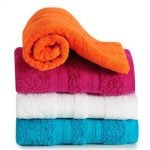 How to Care for Bath Towels | How to Wash, Dry and take care of bath towels. How to keep them new for longer. How to keep towels fluffy | how to keep towels smelling fresh. Get rid of musty smelling towels | Get rid of mildew | TodaysCreativeLife.com