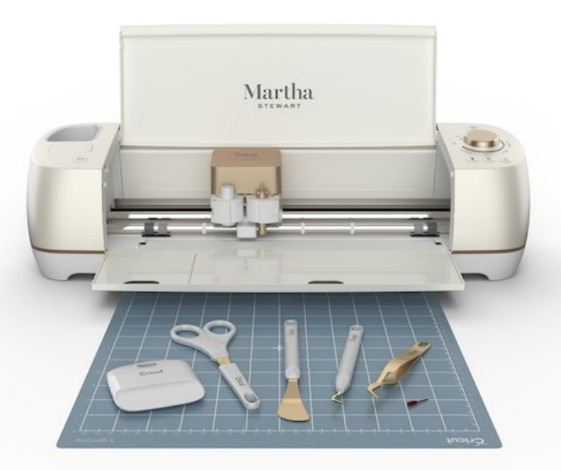 Cricut Explore Air 2 Martha Stewart Edition exclusively at michaels.