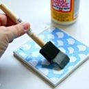 DIY Drink Coasters Craft Tutorial