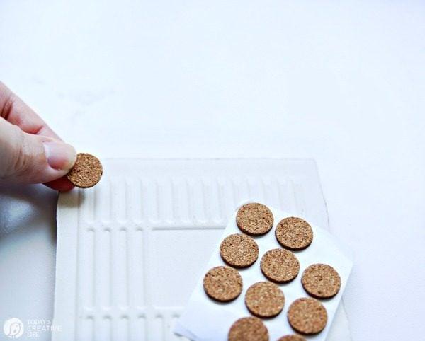 DIY Drink Coasters | Free Printable Shibori Designed paper | DIY Craft | Mod Podge Crafts | TodaysCreativeLife.com