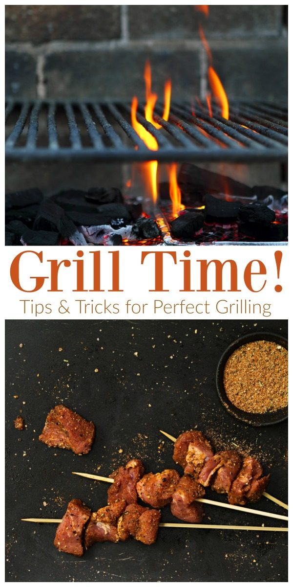 BBQ Tips and Tricks | Barbecue tools and supplies | TodaysCreativeLife.com
