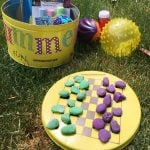 DIY Summer Activity Kit for Kids | Summer Camp at Home | I'm Bored Activity Tin | Kids Crafts and activities | Salvage Sister & Mister for TodaysCreativeLife.com