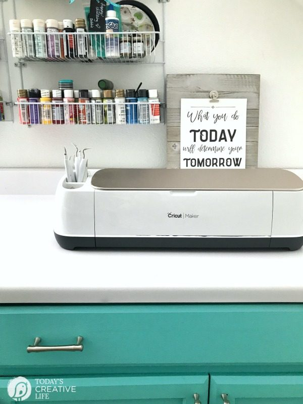 Cricut Maker Machine | TodaysCreativeLife.com
