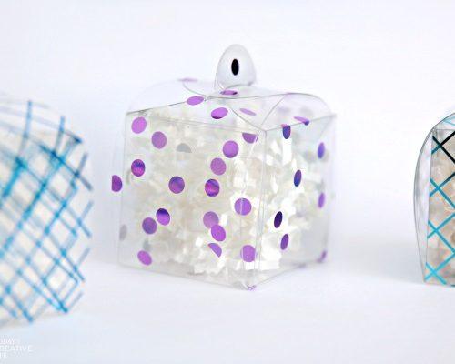 Cricut Scoring Wheel DIY Gift Box | How to make a gift box | Cricut Projects | Scoring Wheel Ideas | TodaysCreativelife.com