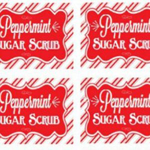 Peppermint Sugar Scrub – Body Scrub Recipe