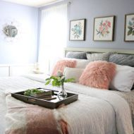 Budget-Friendly Bedroom Decorating Ideas | Room Makeover | Bedroom Decor | TodaysCreativeLife.com