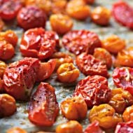 Slow Roasted Tomatoes Recipe