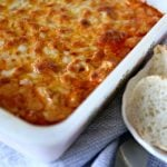 Buffalo Chicken Dip Recipe | TodaysCreativeLIfe.com