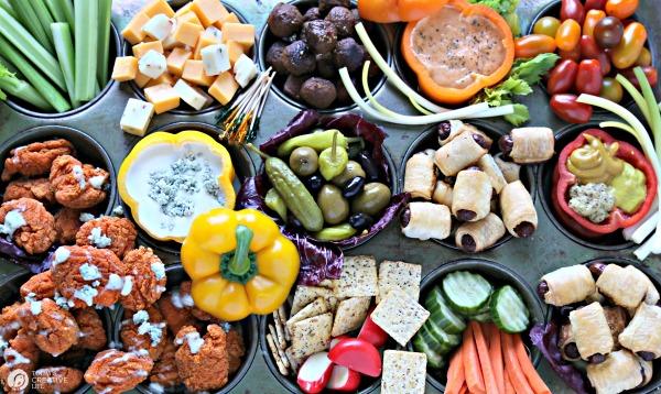 Simple Tailgate Food Ideas