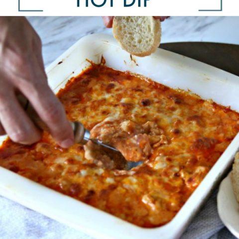 Hot Buffalo Chicken Dip Recipe