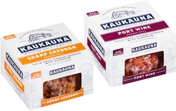 Kaukauna No Artificial Anything Cheese Balls
