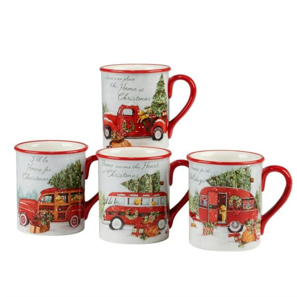 Christmas Holiday Mug | TodaysCreativeLife.com