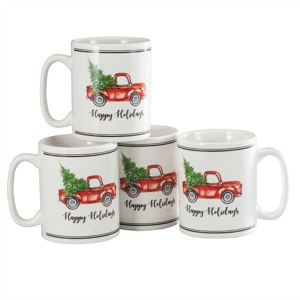 Holiday Christmas Mug