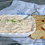 Garlic Onion Party Dip | TodaysCreativeLife.com