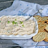 Garlic Onion Cream Cheese Spread
