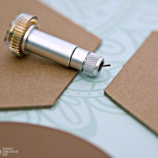 Cricut Knife Blade Drive Housing   Cut Chipboard, leather and more.   TodaysCreativeLife.com