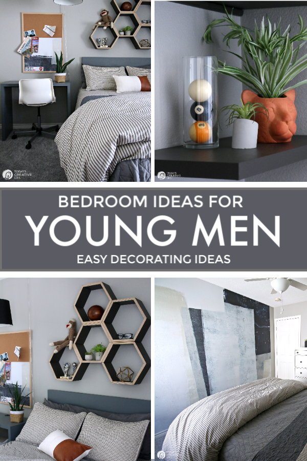Bedroom Ideas for Young Men | Today\'s Creative Life