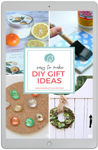Easy to Make DIY Gift Ideas ebook