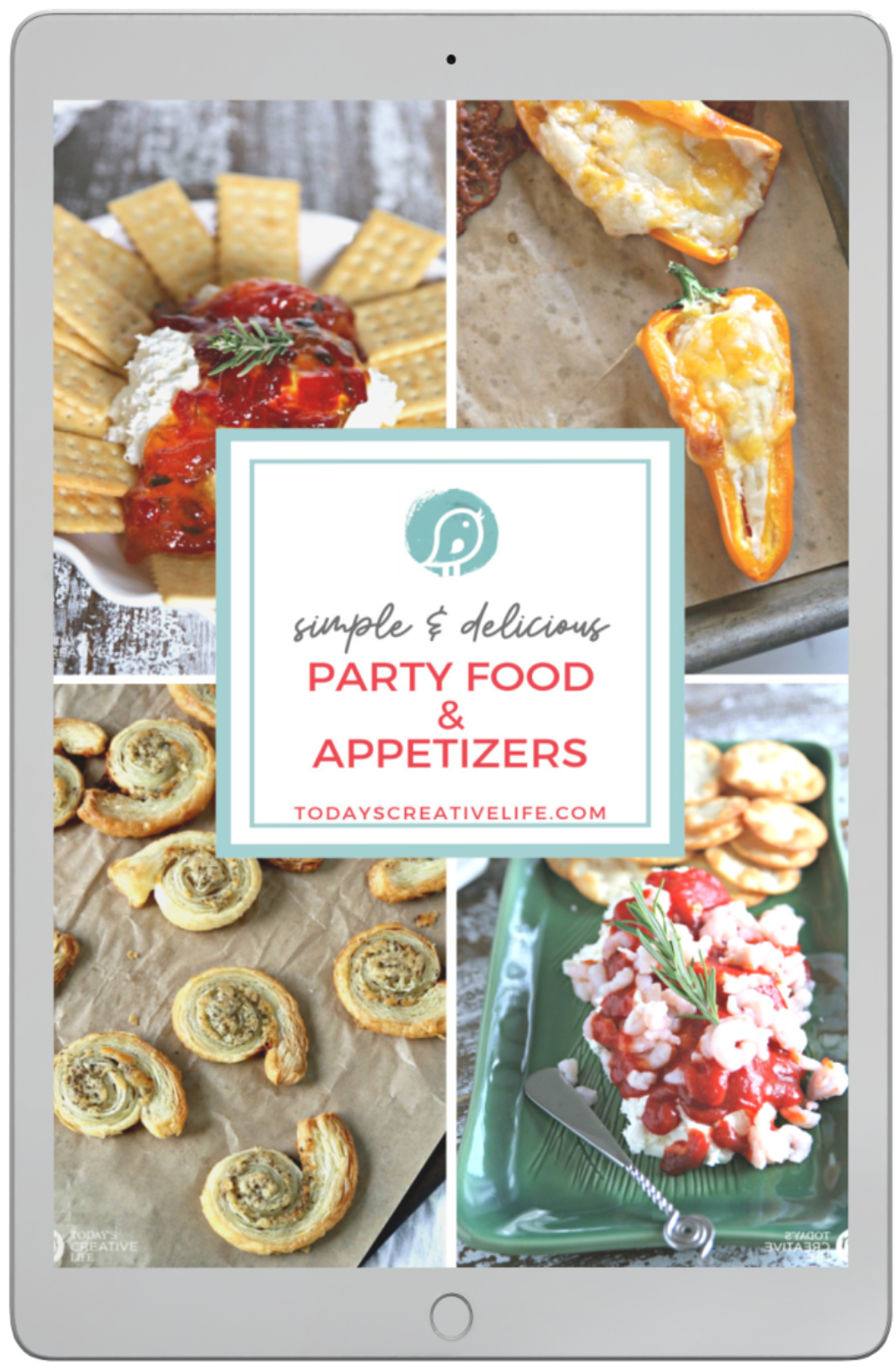 Party Foods and Appetizers ebook