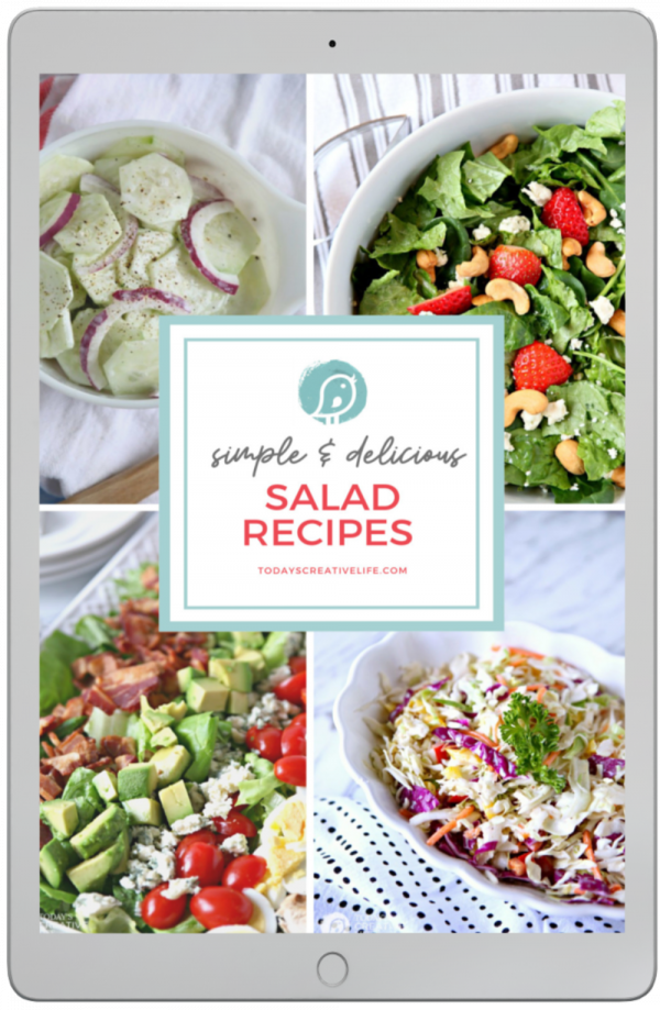 Salad Recipe eBook