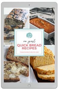 No Yeast Quick Bread Recipes ebook