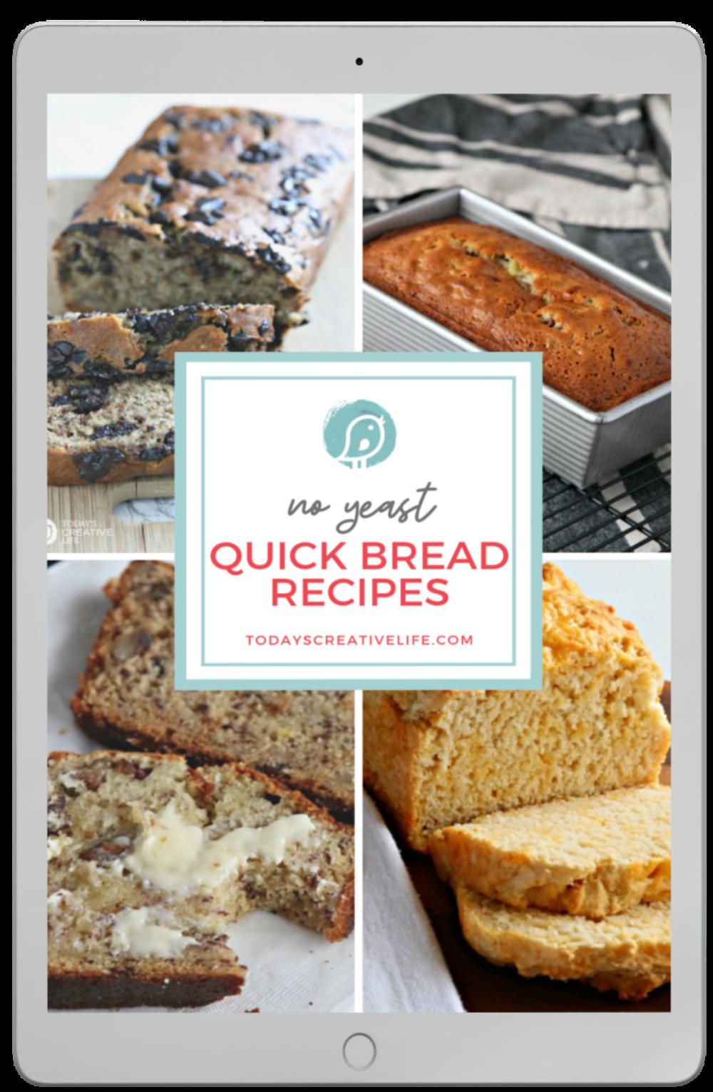 No Yeast Quick Bread Recipes