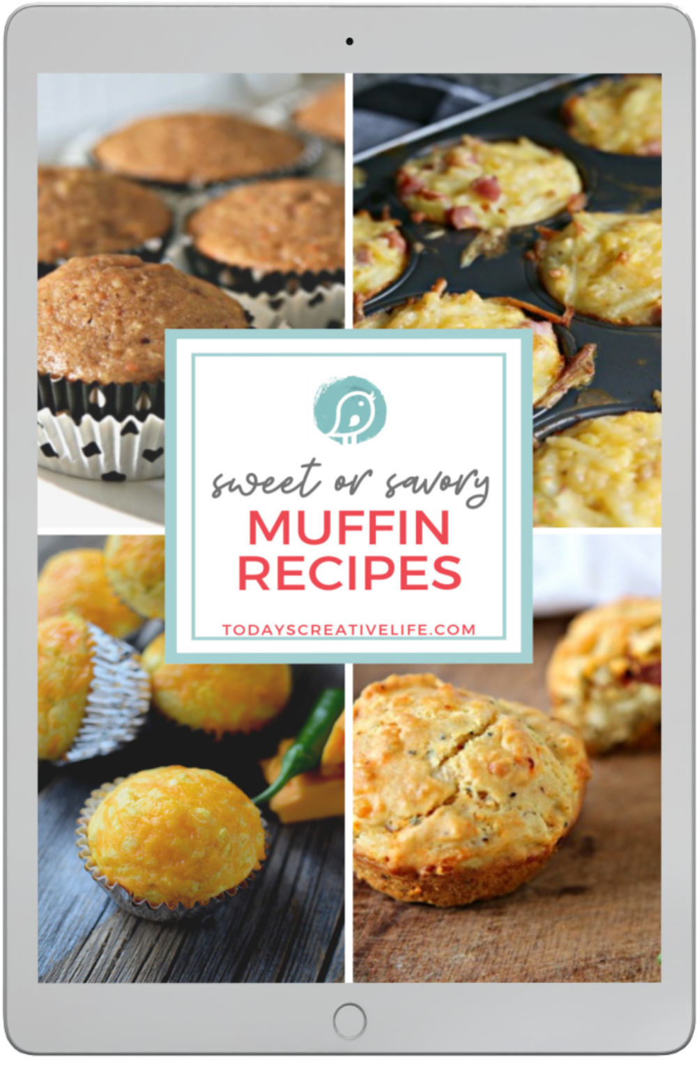 Sweet or Savory Muffins Recipes