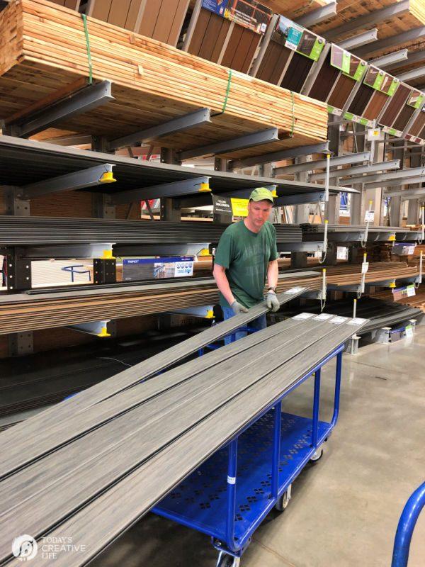 Composite Deck Materials
