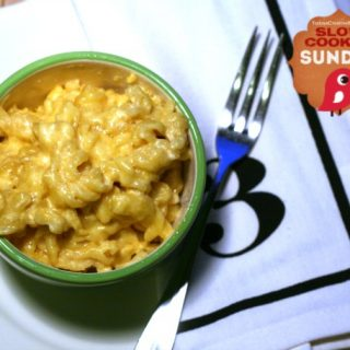 Crockpot Mac and Cheese – Slow Cooker Sunday