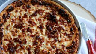 Hot & Cheesy Bacon Dip