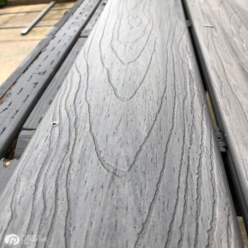 Composite Decking Material
