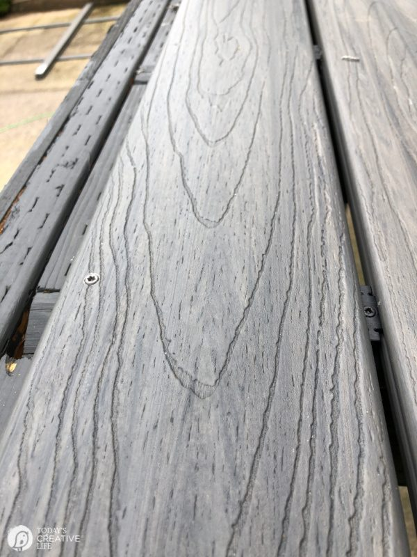 Composite Decking vs  Wood | Today's Creative Life