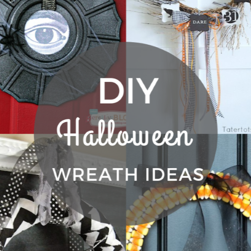 Diy Halloween Wreath Ideas Today S Creative Life