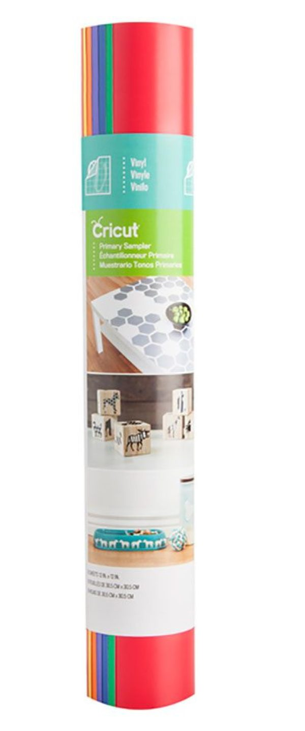 ROLL OF CRICUT VINYL