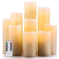 Flameless Candles Battery Operated Candles with Timer