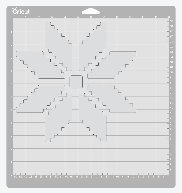 Cricut Cutting Mat with Design