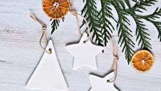 How to Make Clay Ornaments