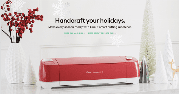 photo of a Cricut Explore Air 2
