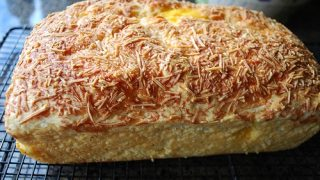Quick Cheese Bread Recipe | Your Homebased Mom